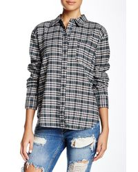 Elizabeth and James | Multicolor Carine Shirt | Lyst