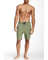 Billabong | Green Carmel Cargo Short for Men | Lyst