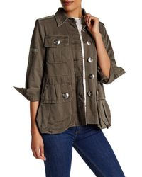 Marc By Marc Jacobs | Green Collection Cabochon Jacket | Lyst