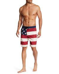 Tavik - Red Flag Boardshort for Men - Lyst