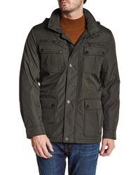 Michael Kors Multicolor Elgin Hidden Hood Jacket for men