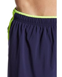 New Balance - Multicolor Impact Short for Men - Lyst