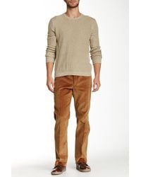 Barbour - Brown Traditional Fit Cord for Men - Lyst