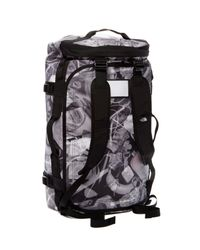 The North Face | Black Base Camp Medium Duffel for Men | Lyst