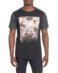 Howe | Gray Guinness Time Graphic Tee for Men | Lyst
