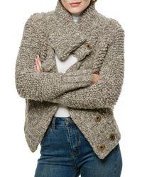 Free People | Multicolor Cozy Alpaca Blend Sweater | Lyst