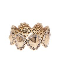 House of Harlow 1960 - Metallic Geodesic Ring - Size 7 - Lyst