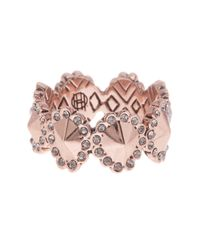 House of Harlow 1960 | Multicolor Geodesic Ring - Size 6 | Lyst