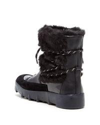 Joe's Jeans - Black Donovan Faux Fur Boot - Lyst