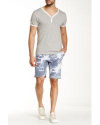 Sol Angeles - Blue Palm Breeze Saddle Short for Men - Lyst