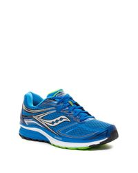 Saucony Blue Guide 9 Running Shoe for men