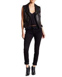 Joe's Jeans   Black Provocateur Skinny Jean   Lyst