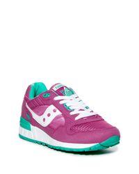 Saucony | Pink Shadow 5000 Sneaker | Lyst