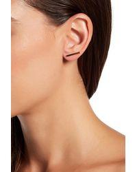 Gorjana | Metallic Marla Bar Ear Climbers | Lyst