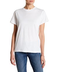 Sincerely Jules | White Let's Get Lost Tee | Lyst