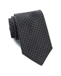 Ben Sherman - Black Neat Printed Tie for Men - Lyst