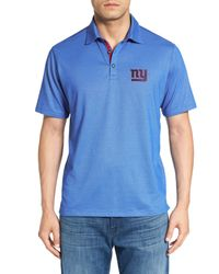 Tommy Bahama - Blue Nfl Double Eagle Spectator Bird's-eye Polo for Men - Lyst
