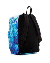 Jansport Blue Superbreak Backpack
