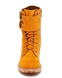 Timberland - Multicolor Double Strap Lace-up Waterproof Boot - Lyst
