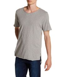 Threads For Thought | Gray Miles Slub Tee for Men | Lyst