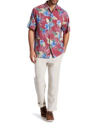 Tommy Bahama | Multicolor Summerland Keys Linen Pant for Men | Lyst