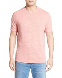 Tommy Bahama | Pink Sunday's Best Island Modern Fit T-shirt for Men | Lyst