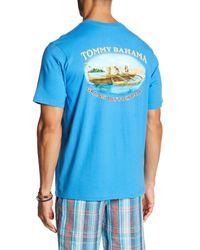 Tommy Bahama | Blue Grass Bottom Boat T-shirt for Men | Lyst