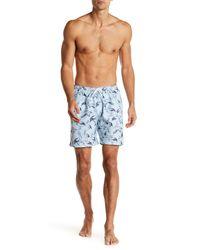 Trunks Surf & Swim Blue San O Pelican Swim Short for men