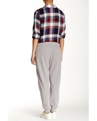 Hue - Multicolor Chill Twill Skimmer Pant - Lyst