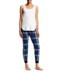 UGG | Blue Whitney Lounge Pant | Lyst