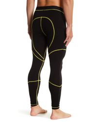 Revo | Black Lux Base Layer Pant for Men | Lyst