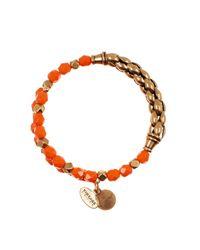 ALEX AND ANI - Metallic Calypso Sea Star Wrap Bracelet - Lyst