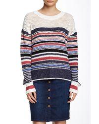 Sanctuary - Blue Racer Sweater - Lyst