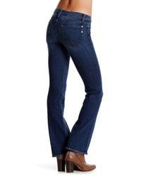 Genetic Denim - Blue Riley Wide Leg Jean - Lyst