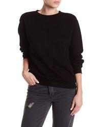 Genetic Denim - Black Monroe Sweatshirt - Lyst