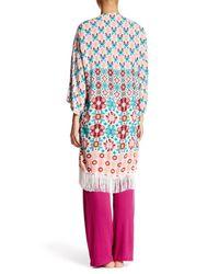 Pj Salvage - Natural Dream Floral Kimono - Lyst