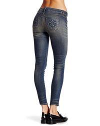 Siwy - Blue Hannah Signature Skinny Jean - Lyst