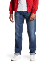Joe's Jeans - Blue The Classic Straight Leg Jeans for Men - Lyst