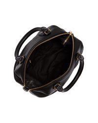 Marc Jacobs - Black New Q Small Legend Leather Satchel Shoulder Bag - Lyst