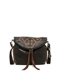The Sak - Black Silverlake Leather Crossbody - Lyst