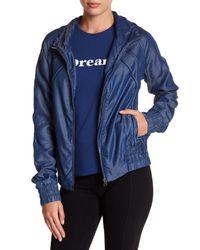 Lorna Jane Blue Keepers Jacket