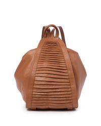 Kooba - Brown Calabasas Leather Convertible Backpack - Lyst