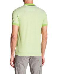 BOSS - Green Paule Slim Fit Shirt for Men - Lyst