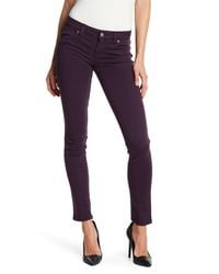 Level 99 - Purple Liza Skinny Jeans - Lyst