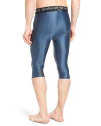 Hurley Blue Pro 23 Surf Shorts for men