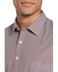 RODD AND GUNN - Multicolor Oakhurst Sports Fit Print Sports Shirt for Men - Lyst
