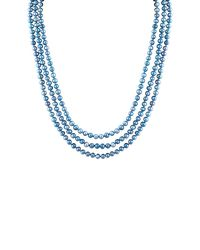Splendid | 5-6mm Blue Endless Pearl Necklace | Lyst