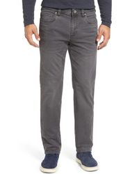 Tommy Bahama - Gray Santiago Washed Twill Pants for Men - Lyst