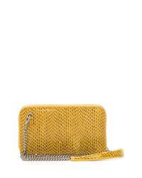 Sorial Multicolor Rubina Leather Chain Wallet Bag