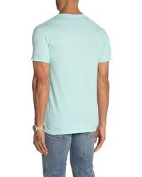 Rip Curl Blue View Hawaii Premium T-shirt for men